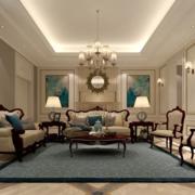 客厅美欧式家具
