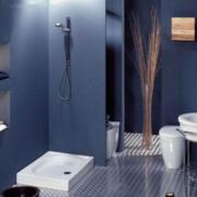 简约风格卫生间淋浴装饰