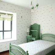 儿童房卧室田园壁纸
