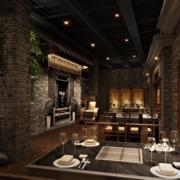 典雅复古的火锅店