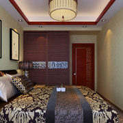 富有情调的卧室展示
