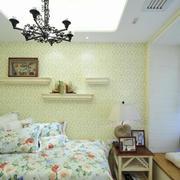 舒适温馨的卧室装修
