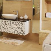 卫生间简约小型置物柜