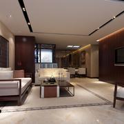 全新中式风格客厅