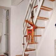 阁楼简约风格楼梯装饰