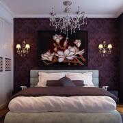 高贵优雅的卧室欣赏