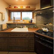 厨房简约风格橱柜装饰