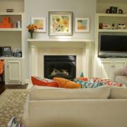 美式家居装饰画