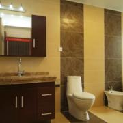 卫生间灯光设计效果图