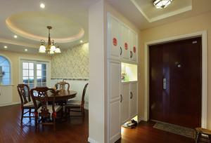 精致型客厅玄关设计