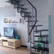 简约风格楼梯装修设计