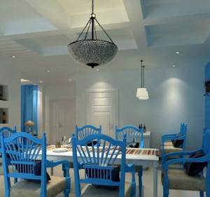 餐厅精致铝扣板吊顶装修效果图