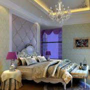现代简欧式卧室
