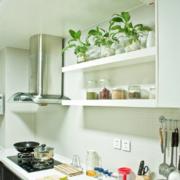 整齐的厨房设计