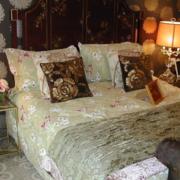 简约风格婚房卧室设计