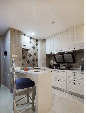 大户型厨房装修设计