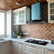 公寓厨房装修图片