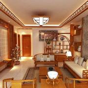 典雅精巧的客厅