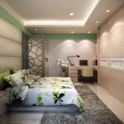 宜家风格单身公寓卧室