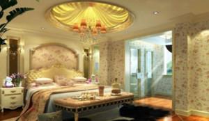 大户型华丽卧室欣赏
