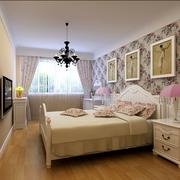 田园温馨的卧室