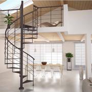 阁楼时尚楼梯设计