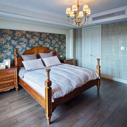 美式风格小卧室
