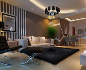 2015魅力东南亚客厅装修设计效果图