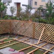 木质围墙装修图片