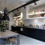 厨房酒柜装修设计