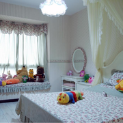 素雅俏皮的卧室
