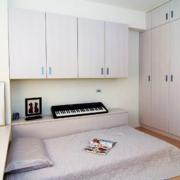 单身公寓卧室衣柜图片