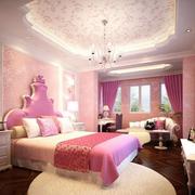 粉色调房屋装修图片