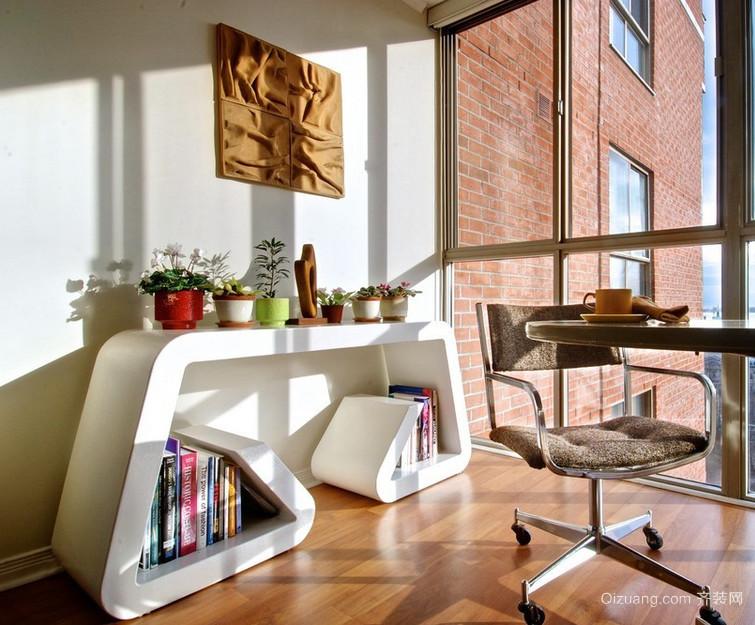 90平米时尚豪华欧式客厅loft背景墙装修效果图