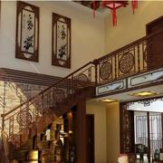 传统型楼梯装修大全