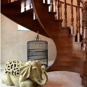 飞舞旋转小楼梯