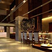 创意型餐馆吊顶设计