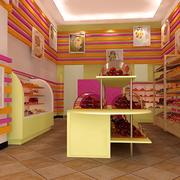 唯美系列蛋糕店吊顶