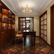 典雅有格调的书柜
