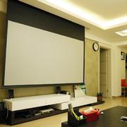 大户型客厅电影院