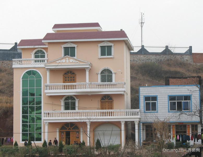 2015农村小洋楼装修效果图