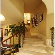 造型巧妙的楼梯