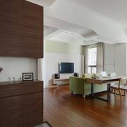 现代简约小客厅