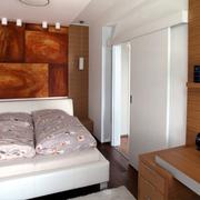 时尚风格小卧室效果图