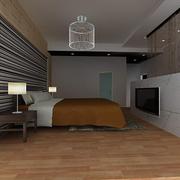 房间木地板设计大全