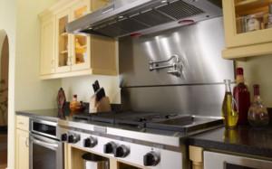 现代简约风格精美厨房置物架装修效果图