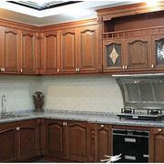 美式现代厨房橱柜