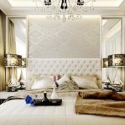 现代舒适的卧室欣赏
