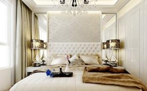 一室一厅欧式精美卧室装修效果图