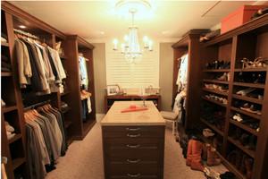 三室一厅美式衣帽间装修效果图